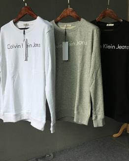 Calvin Klein jeans logo sweatershirts
