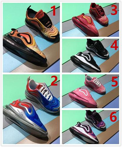 Nike 720 air cushion light shoes 24-35